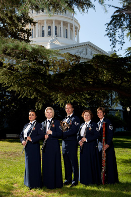 Golden West Woodwind Quintet
