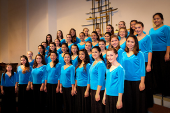 Young Women's Chorus w/ Keith Terry & Crosspulse