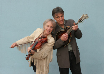 Laurie Lewis and Tom Rozum