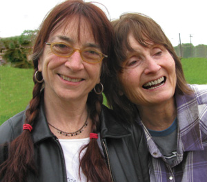 Alice Gerrard and Beverly Smith