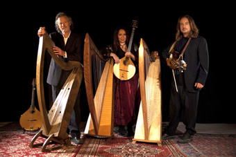 Legends of the Celtic Harp