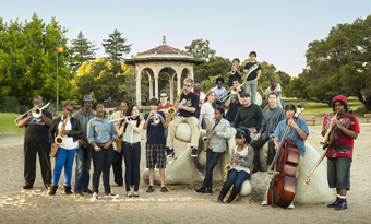 Oaktown Jazz Workshops