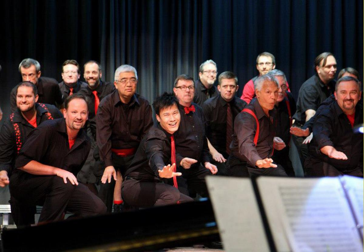 Oakland East Bay Gay Men's Chorus